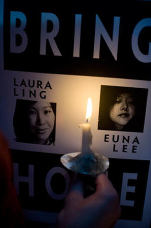 Vigils For Ling and Lee