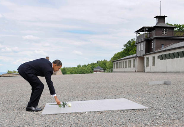 Obama In Germany