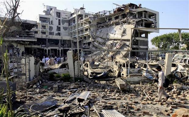 Pakistan Hotel Attack
