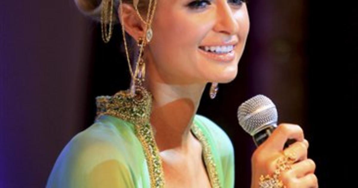 Paris Hilton Brings Her Reality Show To Dubai