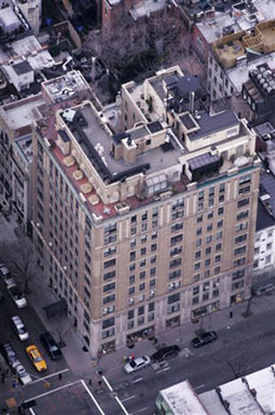Madoff Apartment Seized