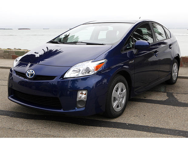 Fuel-efficient hybrids: The top five