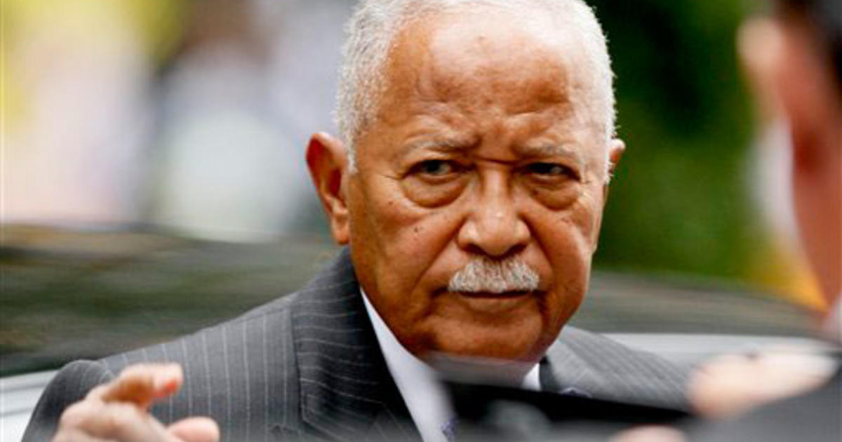 david dinkins nyc s first black mayor has died at 93 cbs news david dinkins nyc s first black mayor
