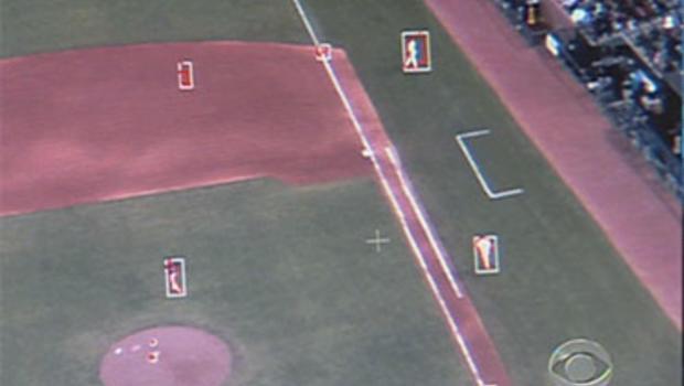 Baseball digital imaging