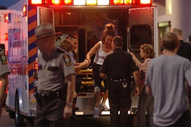 Pittsburgh Health Club Shooting
