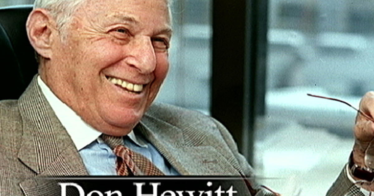 an analysis of 60 minutes a magazine by don hewett Don hewitt: director and producer who created '60 minutes', cbs's pioneering news magazine presented as they were in hewitt's bold, lively style the 60 minutes.
