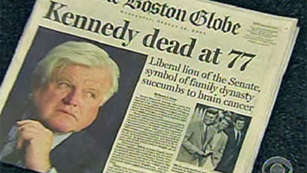 Kennedy on Boston Globe