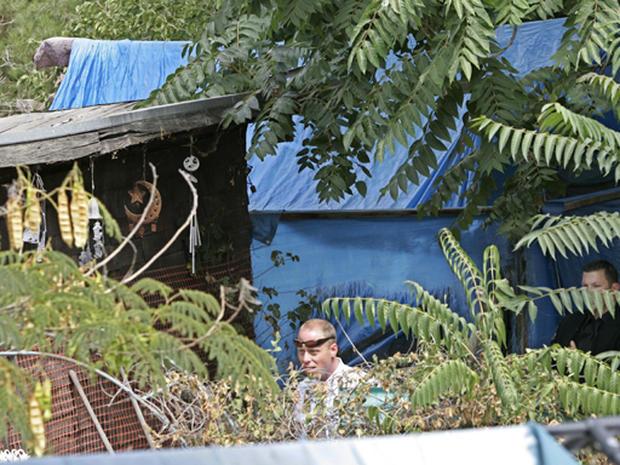 Inside Jaycee Dugard's terror tent