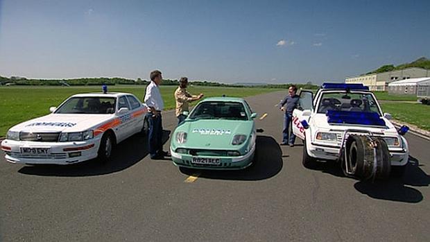 Top 10 coolest cop cars