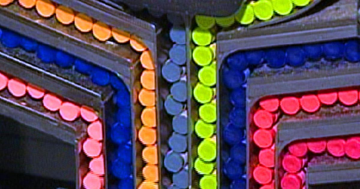inside the crayola factory cbs news