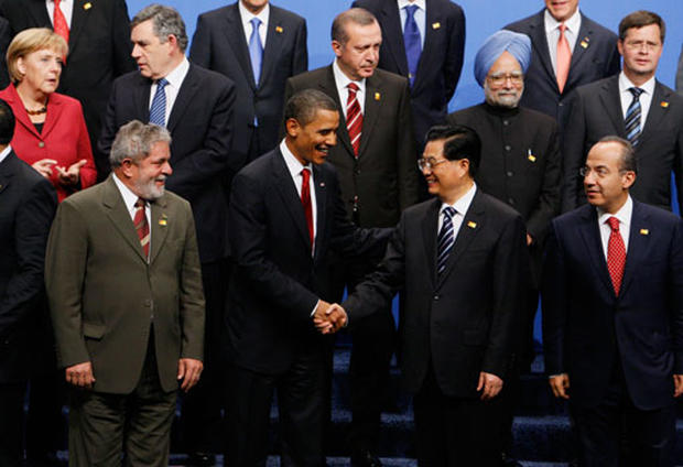 Scenes from the G-20 Summit