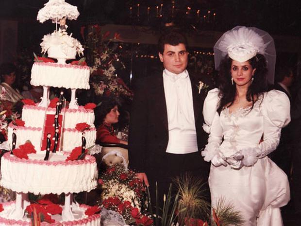 A Gotti Wedding Photo 5 Pictures CBS News - Godfather Wedding Cake