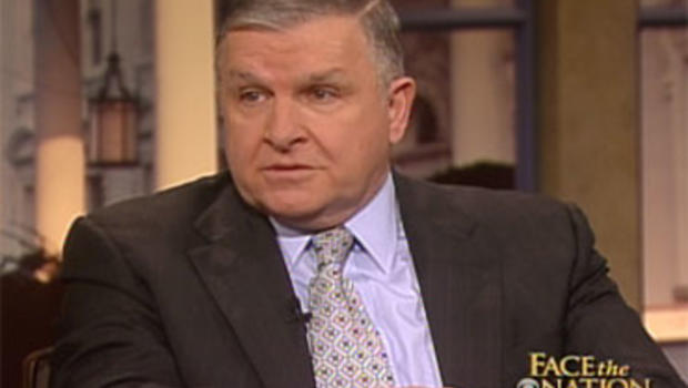 "Gen. Anthony Zinni, former Commander of CENTCOM, on ""Face the Nation,"" Oct. 4, 2009."