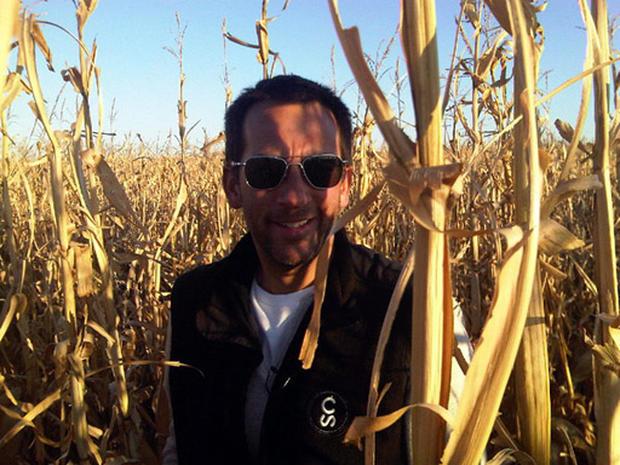 Dave Crosses into Nebraska