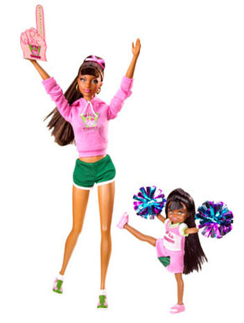 New Black Barbies Hit Shelves