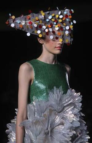 Paris Fashion Walks the Runways