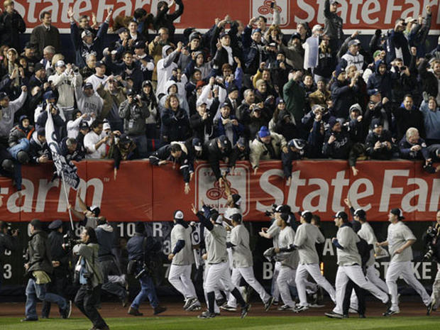 2009 World Series: Game 6