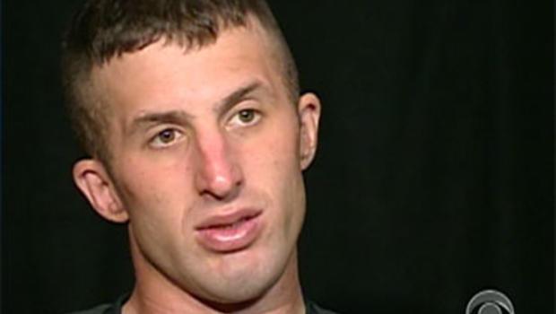 Cpl. Nathan Hewitt, Iraq war veteran