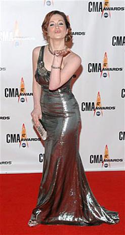 2009 CMA Red Carpet
