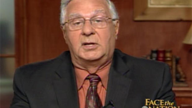 "Former Republican House Majority Leader Richard Armey on ""Face the Nation,"" November 29, 2009."