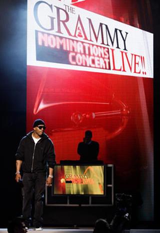 Grammy Nominations Rehearsals