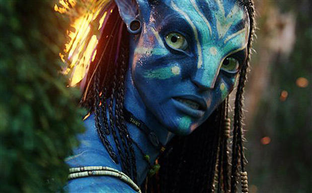 """Avatar"" Gets Blue-Carpet Debut"