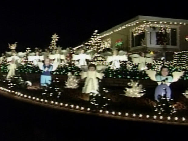 Lavish Holiday Lights