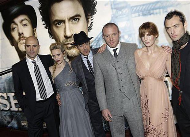 """""""Sherlock Holmes"""" in London & NY"""