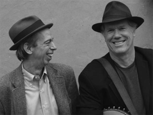 Songwriter/producer Dick Connette and singer/songwriter Loudon Wainwright III