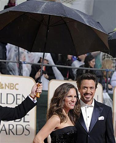 Golden Globes 2010: Couples