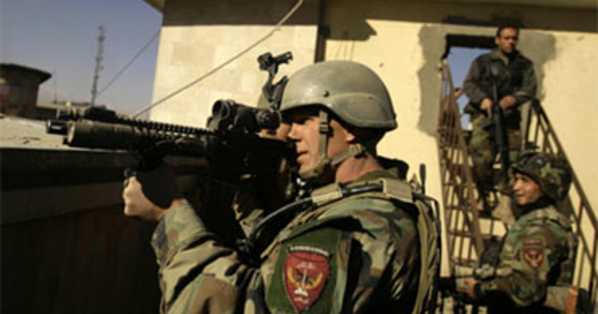 The 700 Military Bases Of Afghanistan Cbs News