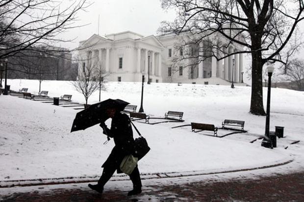 Washington Winter Storm