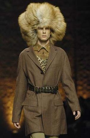 Alexander McQueen's Fashions