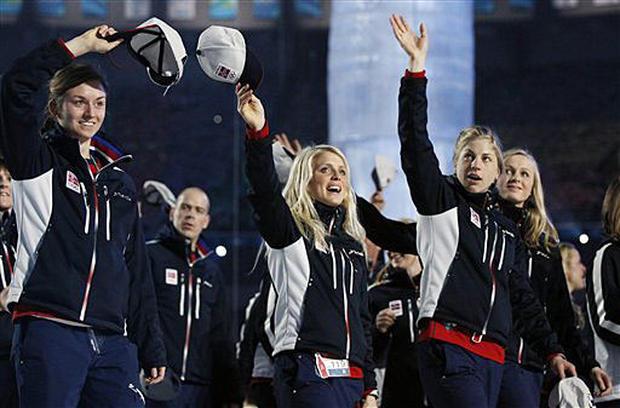 2010 Olympics Opens