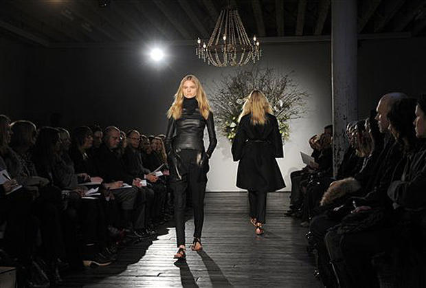 Olsen Twins Design for The Row