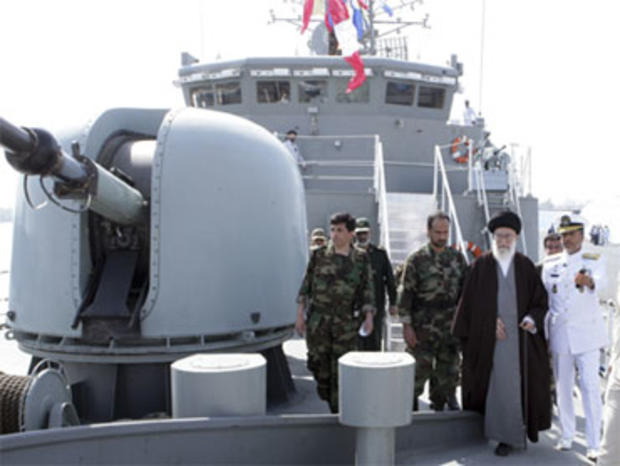 Iran to deploy fleet to Atlantic Ocean: Naval commander