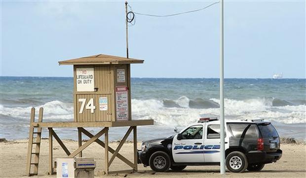 Tsunami Reaches Hawaii