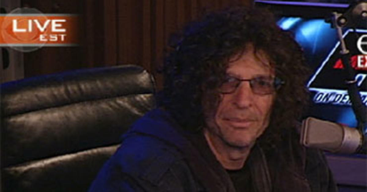 Shock-Jock Howard Stern Skewers Jay Leno - CBS News