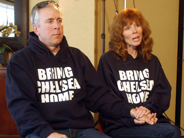 Chelsea King Vigil, Family Mourns