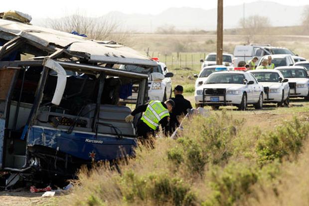 Arizona Bus Crash