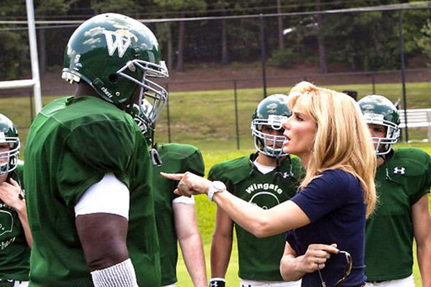 """The Blind Side"""