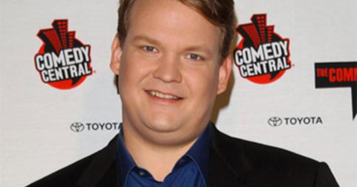 Andy Richter Joins Conan On TBS - CBS News