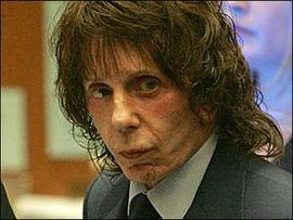 Music producer Phil Spector in 2009.