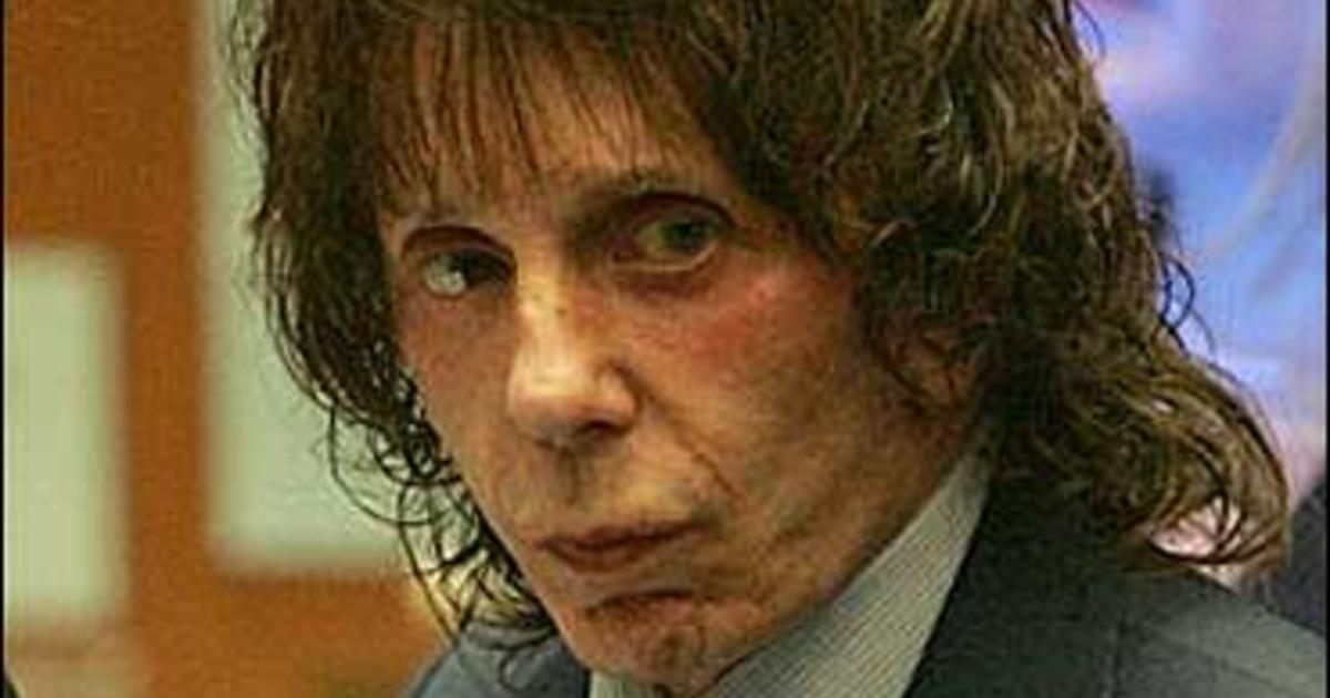 Phil Spector Appeals Murder Rap; Pop Producer in Prison ...