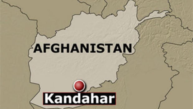 US Allied Troops Launch Combat for Kandahar CBS News