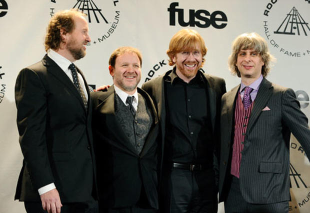 Rock Hall of Fame Inductions