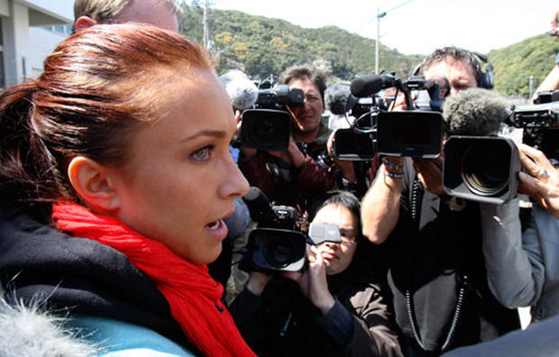 Hayden Panettiere Aims to Aid Dolphins