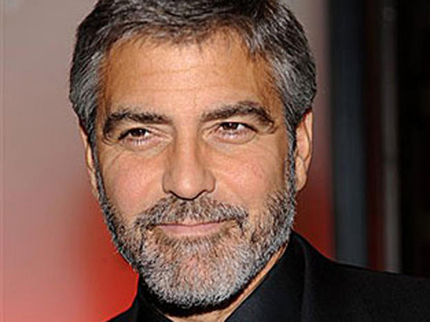 George Clooney - Bearded Celeb Style - Pictures - CBS News