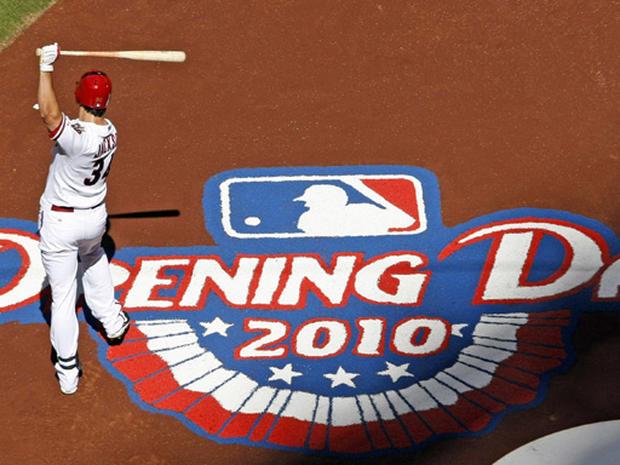 Baseball's Opening Week