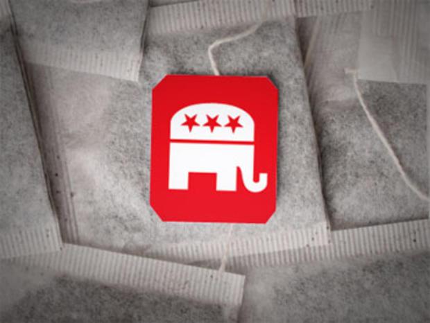 Tea Party, Republicans, GOP